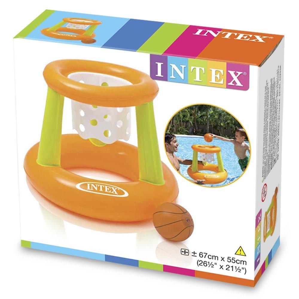 toko mainan online INTEX BASKET SWIMMING FLOATING HOOPS - 58504