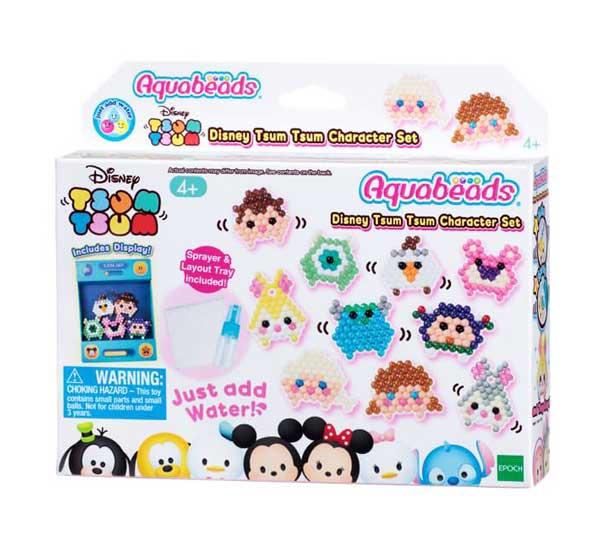 toko mainan online AQUABEADS DISNEY TSUM TSUM CHARACTER SET - 31308