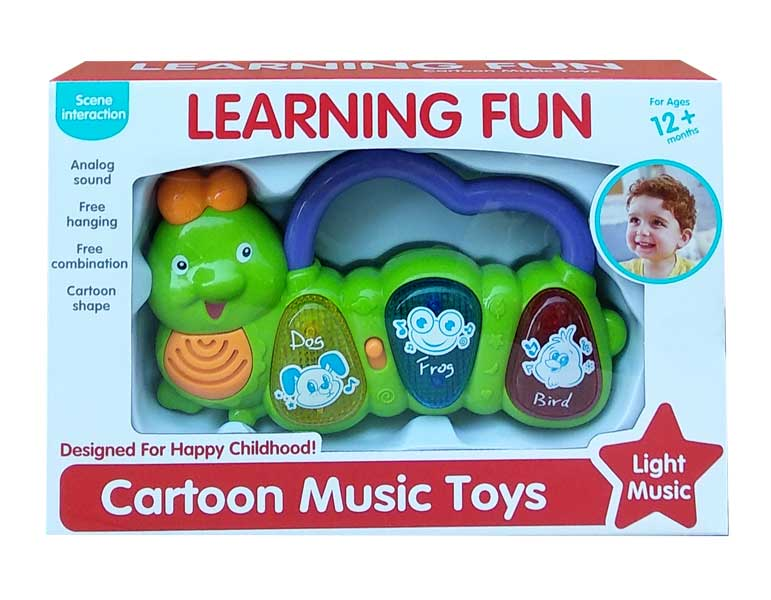 toko mainan online LEARNING FUN CARTOONN MUSIC TOYS - 35725