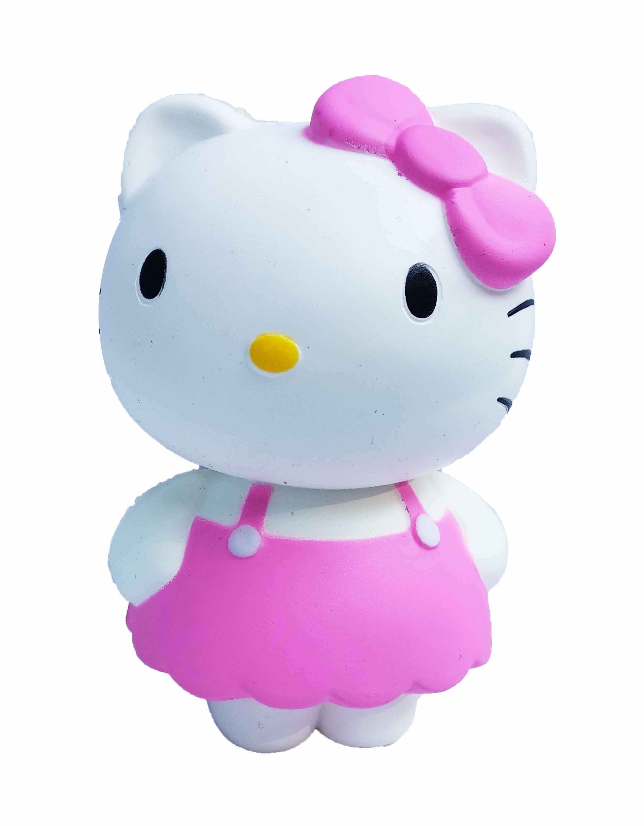 toko mainan online SQUISHY HELLO KITTY - SQ-011