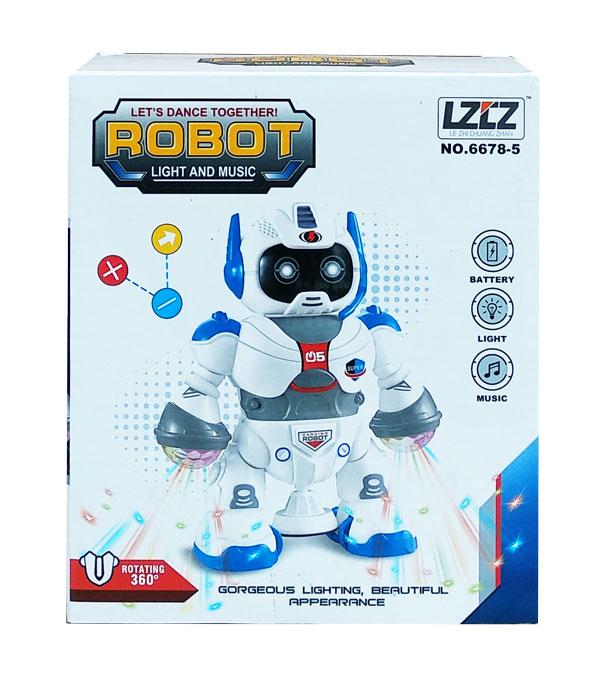 toko mainan online ROBOT - 6678-5