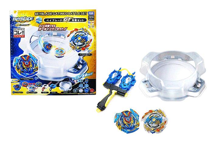 toko mainan online BEYBLADE BATTLE SET - B136