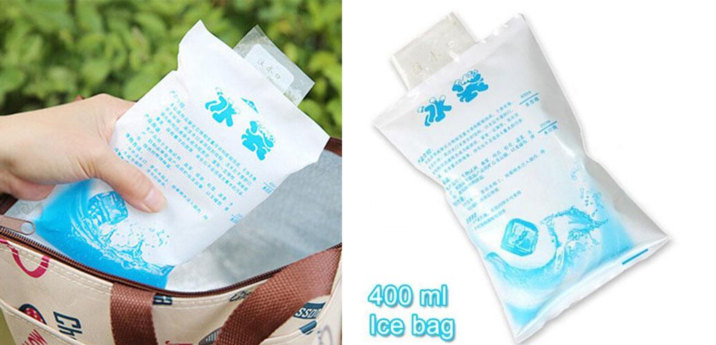 toko mainan online KANTUNG ICE GEL 400ML - LC05