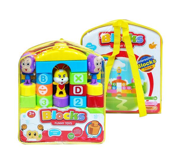 toko mainan online BLOCKS FUNNY TOYS 36PCS - 9032A