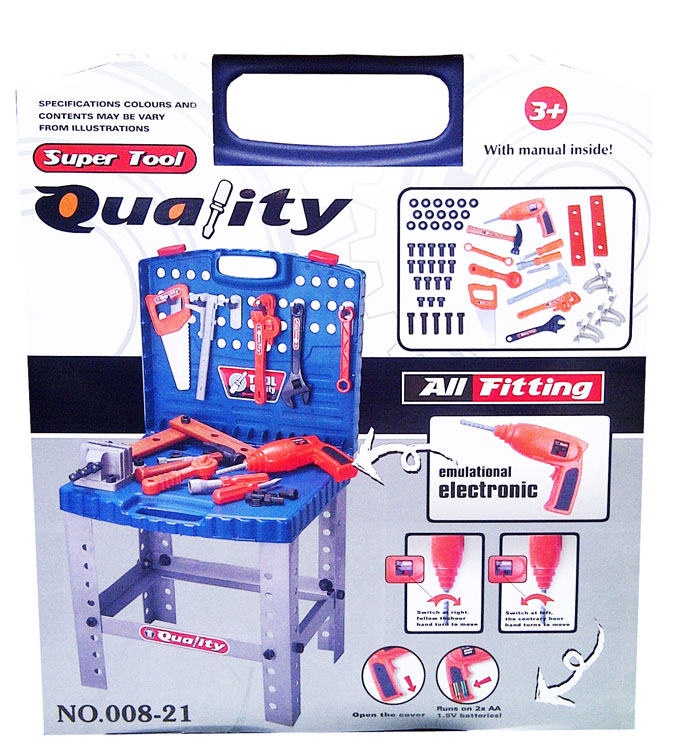 toko mainan online Quality Tool Koper 008-21