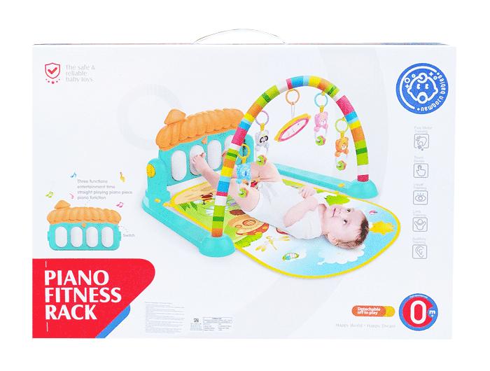 toko mainan online PIANO FITNESS RACK HIJAU - HE0639