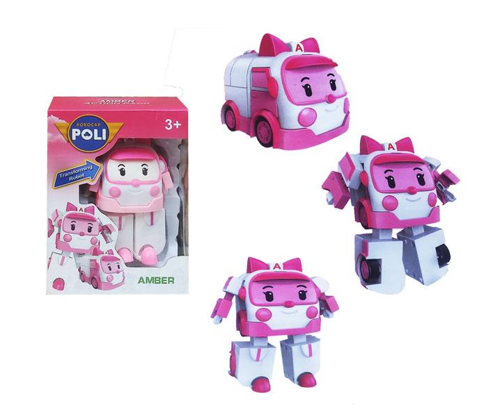 toko mainan online ROBOCAR POLI AMBER-828-4