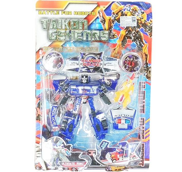 toko mainan online BATTLE FOR ROBOTS (MIX DESIGN)