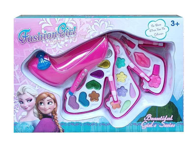 toko mainan online FASHION GIRL MAKE UP (SEPATU) - CS78-A1