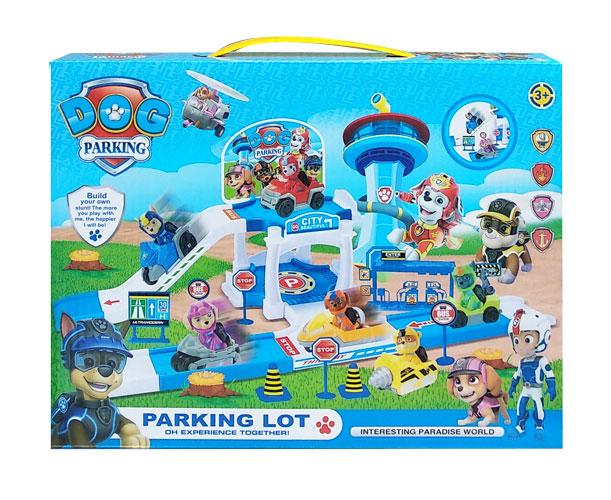 toko mainan online PAW PATROL PARKING - 553-214