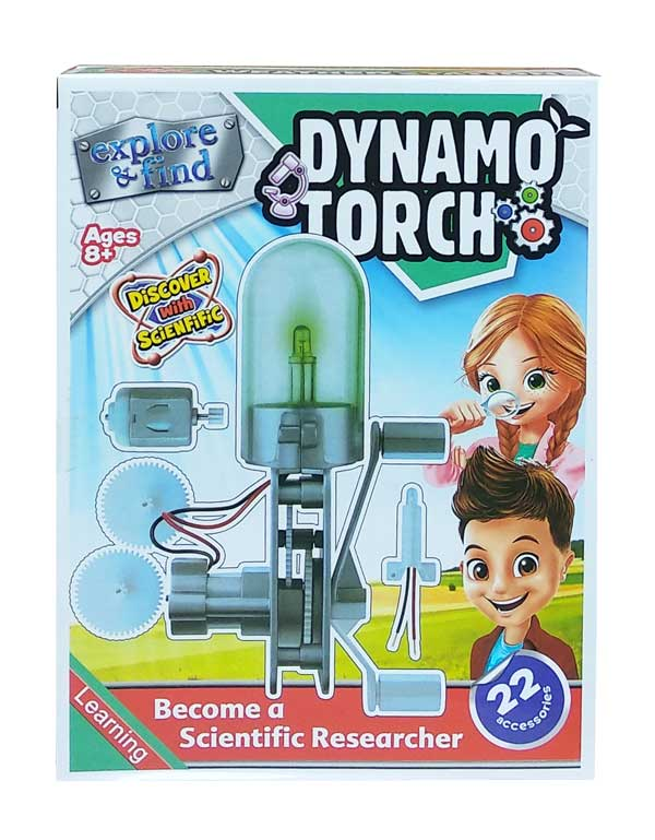 toko mainan online DYNAMO TORCH - 1005