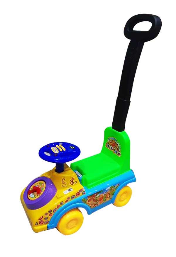 toko mainan online RIDE ON TRAIN JAM - WB99