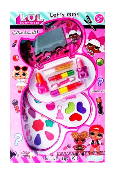 toko mainan online LOL MAKE UP KIT (L) MY30088-D65