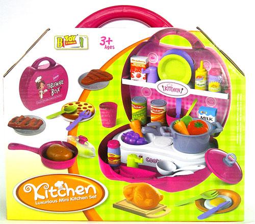 toko mainan online KITCHEN LUXURIOUS MINI (KOPER)