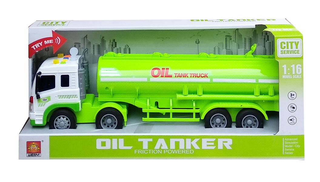 toko mainan online OIL TANKER - WY573A