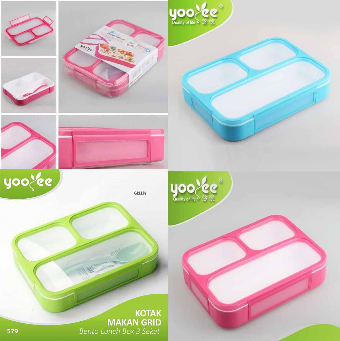 toko mainan online YOOYEE 3 / 4 SEKAT POLOS - 578 / 579