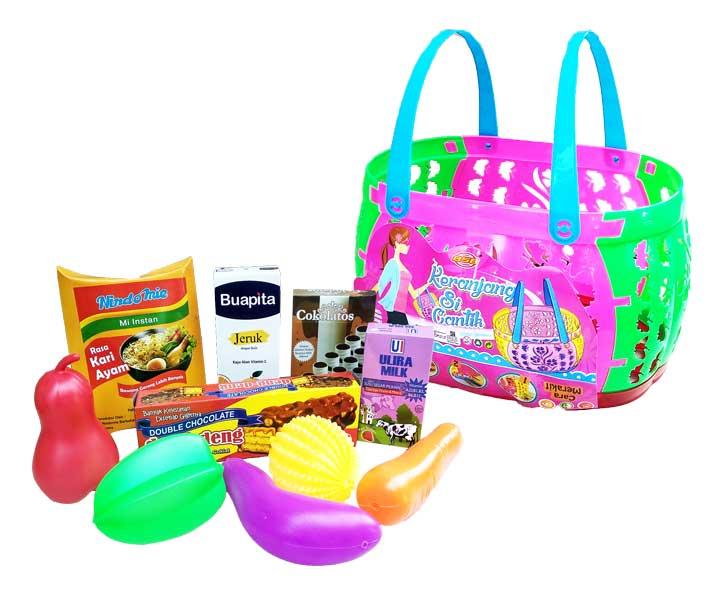 toko mainan online KERANJANG SI CANTIK BESAR - ST304