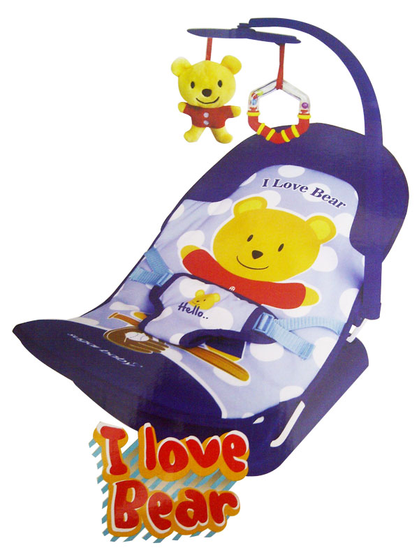 toko mainan online INFANT SEAT SUGAR BABY I LOVE BEAR