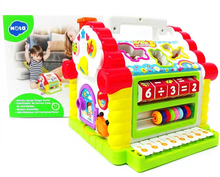 toko mainan online HOLA FUNNY HOUSE - 03522 / 739