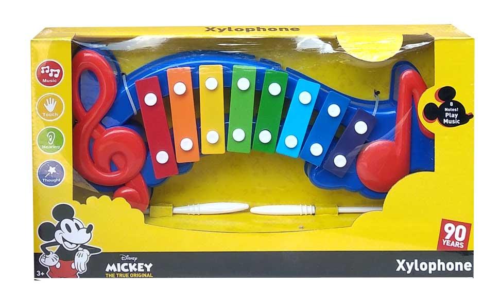 toko mainan online XYLOPHONE MICKEY - NB-03676