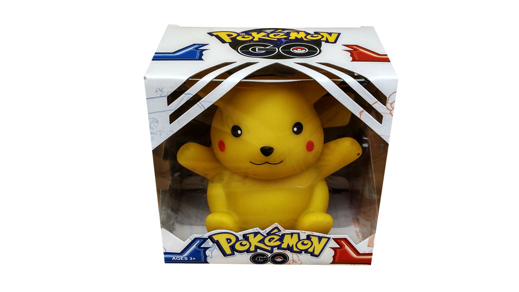 toko mainan online PIKACHU WITH LIGHT AND SOUND