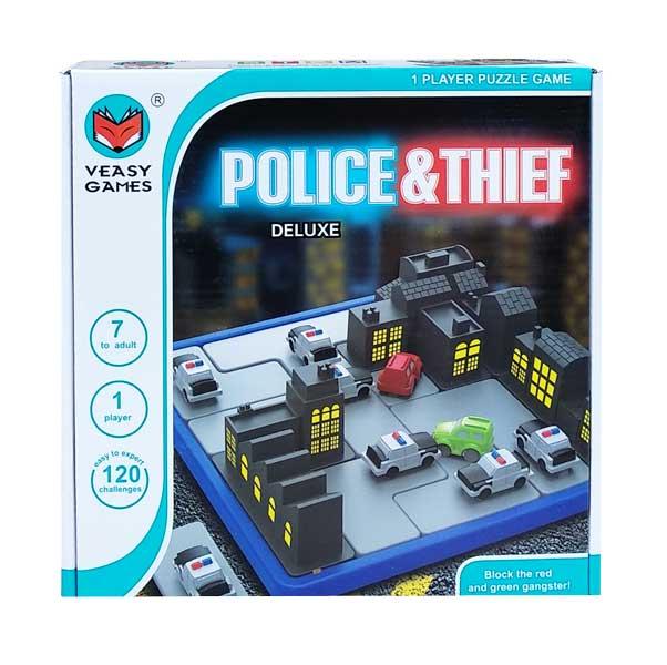 toko mainan online POLICE & THIEF- 9602