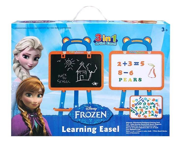 toko mainan online LEARNING EASEL FROZEN