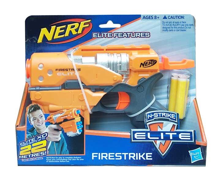 toko mainan online NERF FIRESTRIKE - 11211