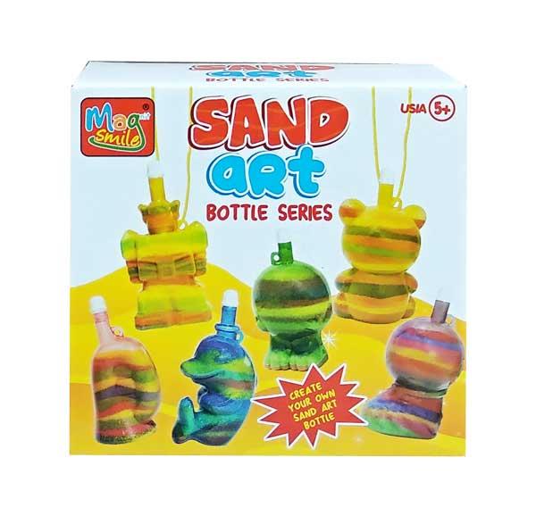 toko mainan online SAND ART BOTTLE SERIES - 98033