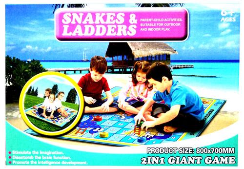 toko mainan online PLAYMAT SNAKE AND LADDER JT835