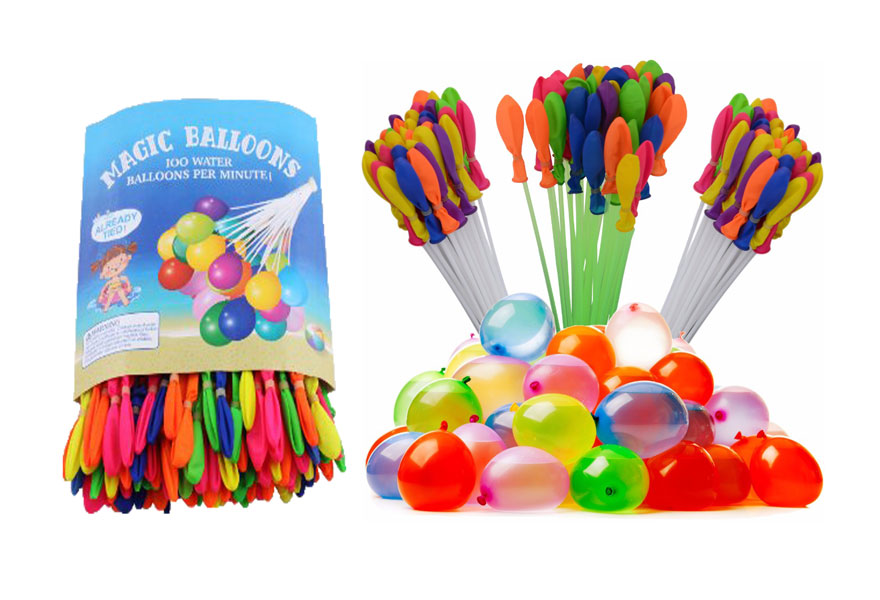 toko mainan online BATTLE WATER BALLOONS - 668-29 (gr6)