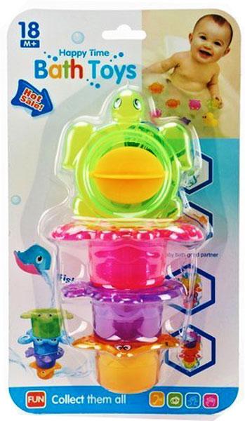 toko mainan online HAPPY TIME BATH TOYS (KURA) - 5524