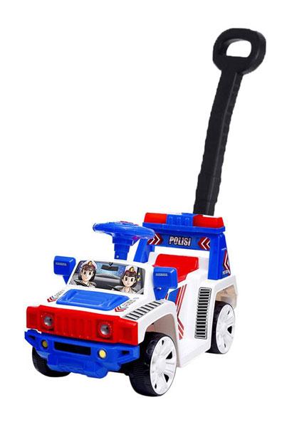 toko mainan online RIDE ON MOBIL POLISI STJ566