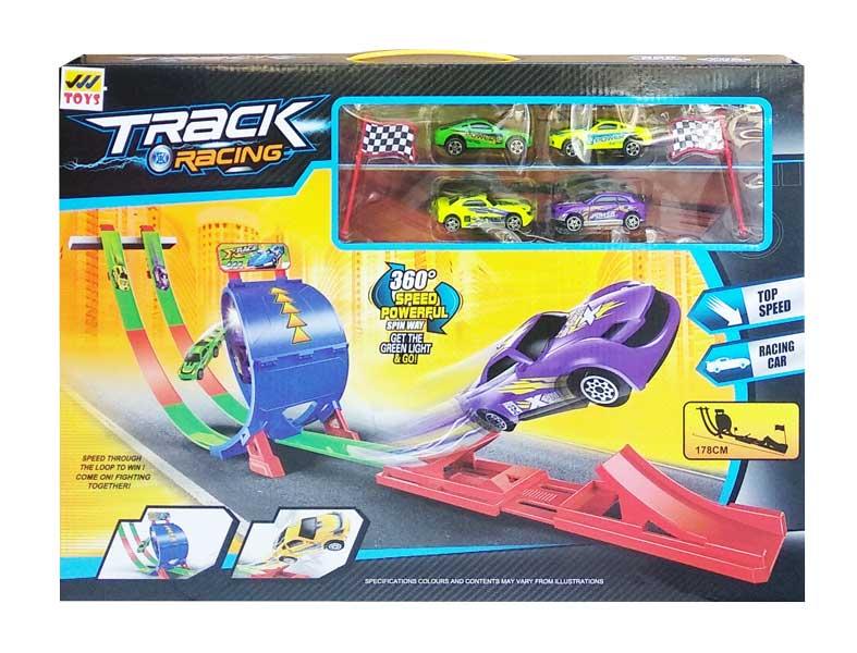 toko mainan online TRACK RACING - 8013
