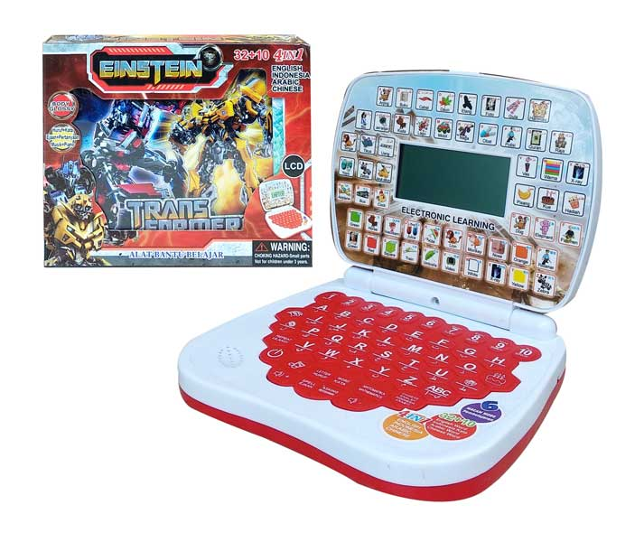 toko mainan online ALAT BANTU BELAJAR 4BHS LCD TRANSFORMER - 789-L1