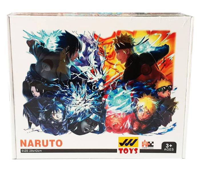toko mainan online NARUTO JIGSAW PUZZLE - 106