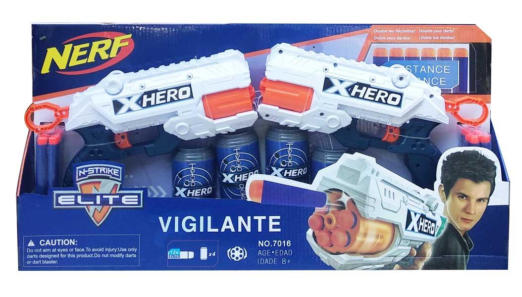 toko mainan online NERF VIGILANTE - 7016