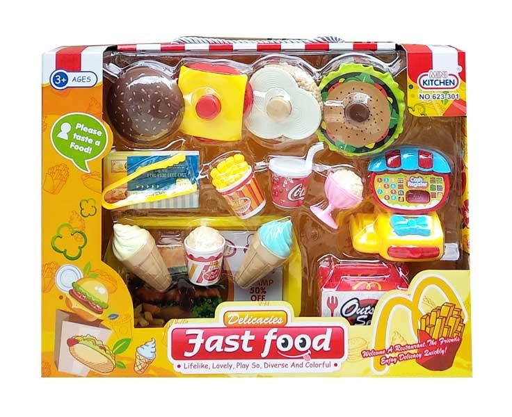 toko mainan online FAST FOOD - 623-301
