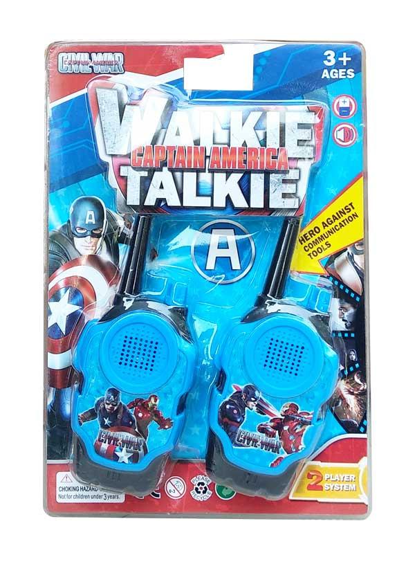 toko mainan online WALKIE TALKIE CAPTAIN - 2290