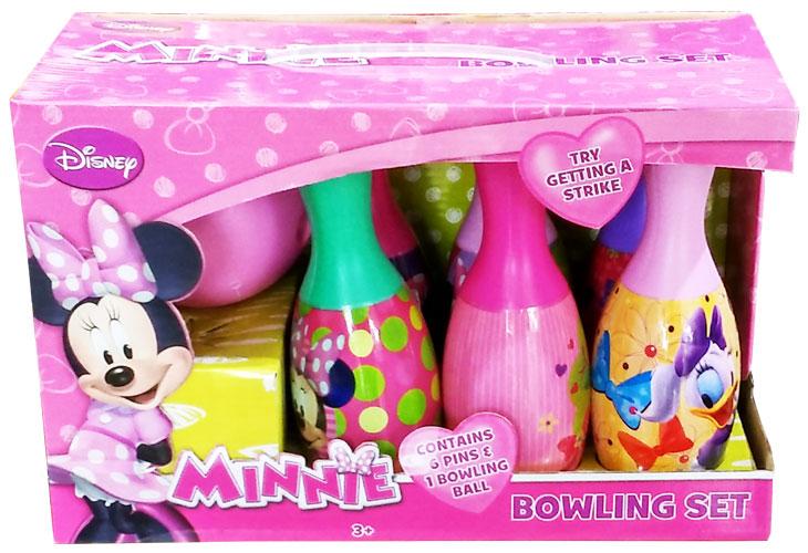 toko mainan online MINNIE BOWLING SET - 02079