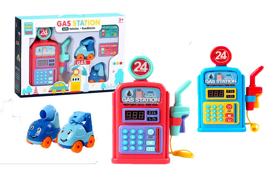 toko mainan online GAS STATION - 8501E