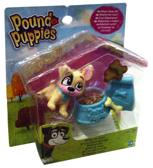 toko mainan online POUND PUPPIES TIME FOR SNACK
