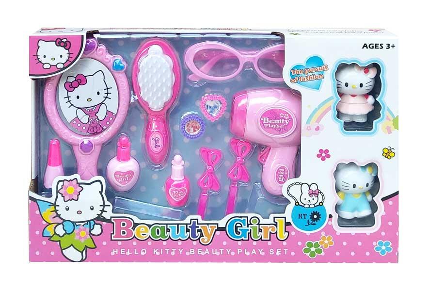 toko mainan online BEAUTY GIRL KITTY KACAMATA - 0808-5