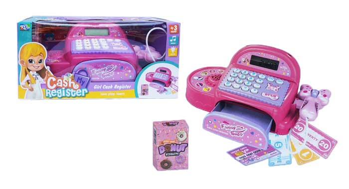 toko mainan online CASH REGISTER - 02825