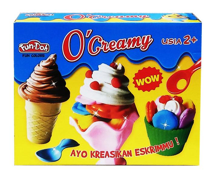 toko mainan online DOUGH O CREAMY - 28096