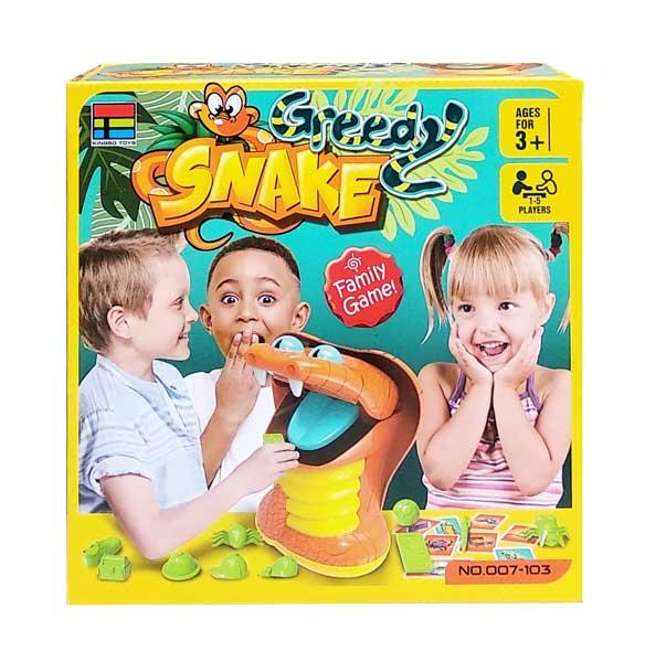 toko mainan online GREEDY SNAKE - 007-103