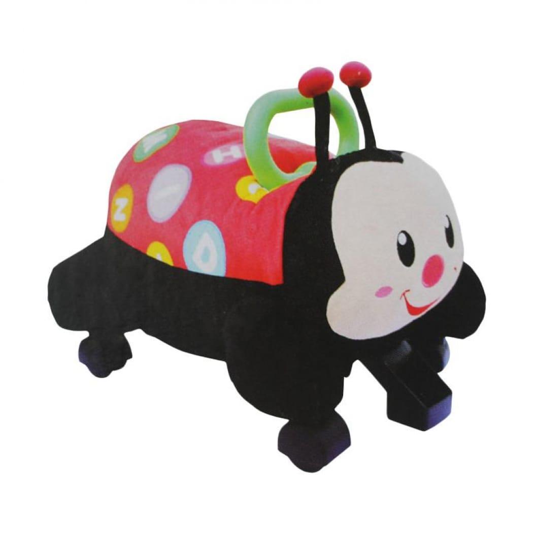 toko mainan online FUNBIKE CAROUSEL LADY BUG - 98019