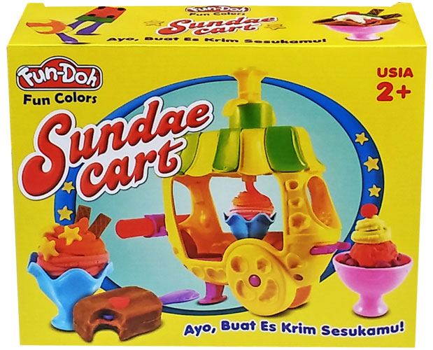 toko mainan online SUNDAE CART - 28100