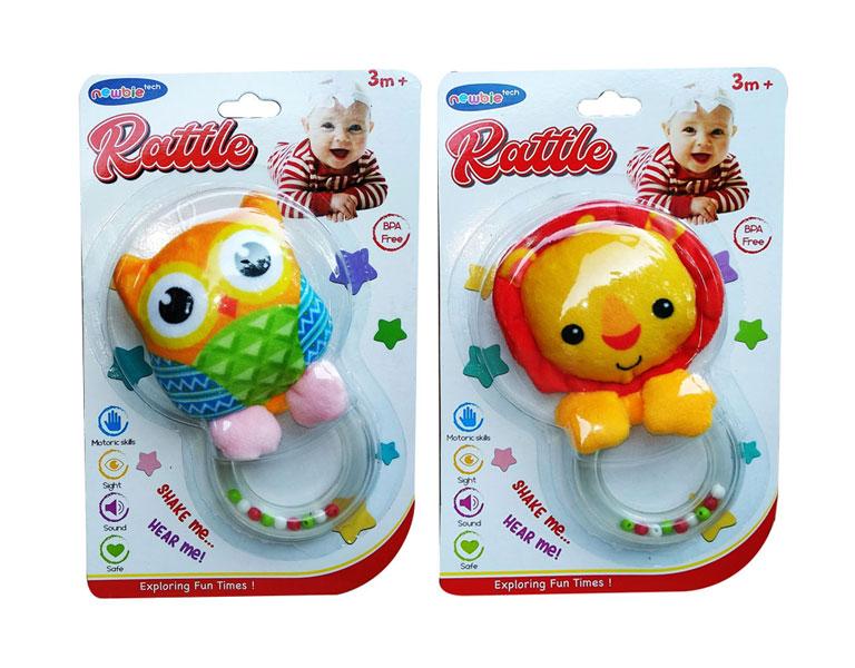 toko mainan online NEWBIE RATTLE - 27010
