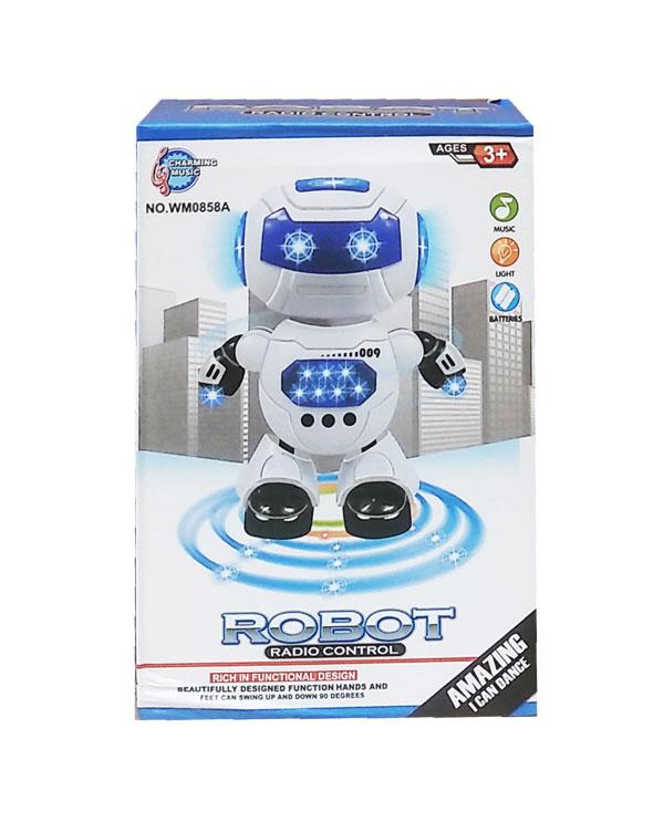 toko mainan online ROBOT DANCING-WM0858
